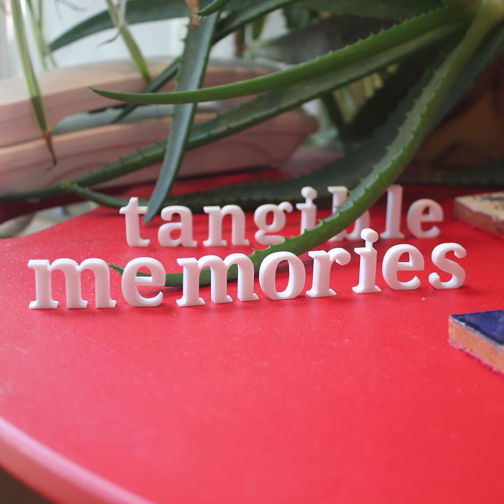 Tangible Memories Project