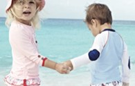 Beach tip for kids and babies