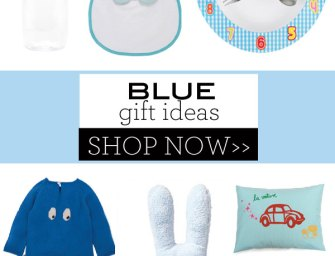 Blue Gift Ideas for Boys: Delivery Available for HK