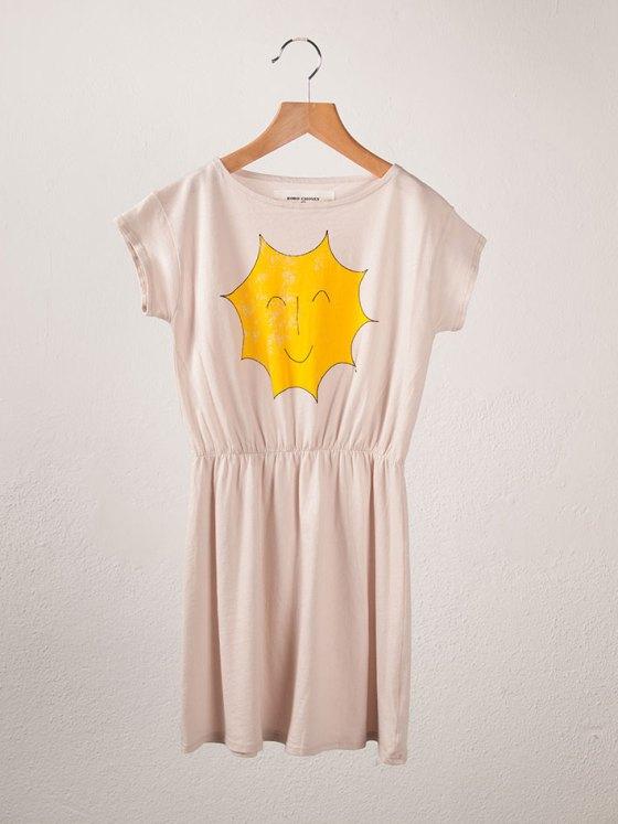 BOBO Shaped Dress Sunshine