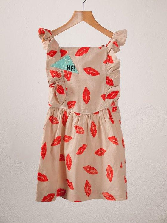 BOBO Vintage Dress Lips