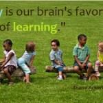 Play learn
