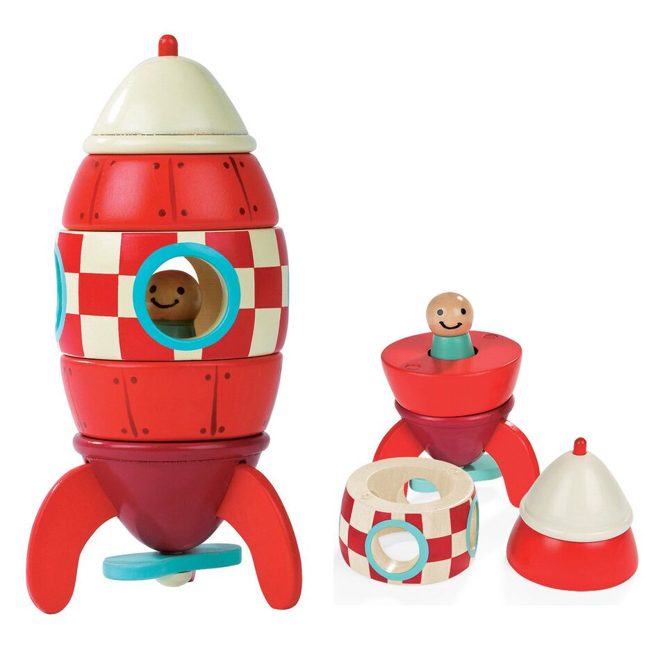 kids rocket toy