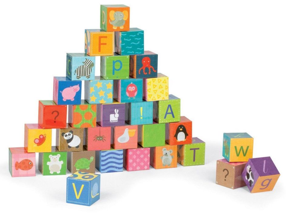 blocks with pictures for kids