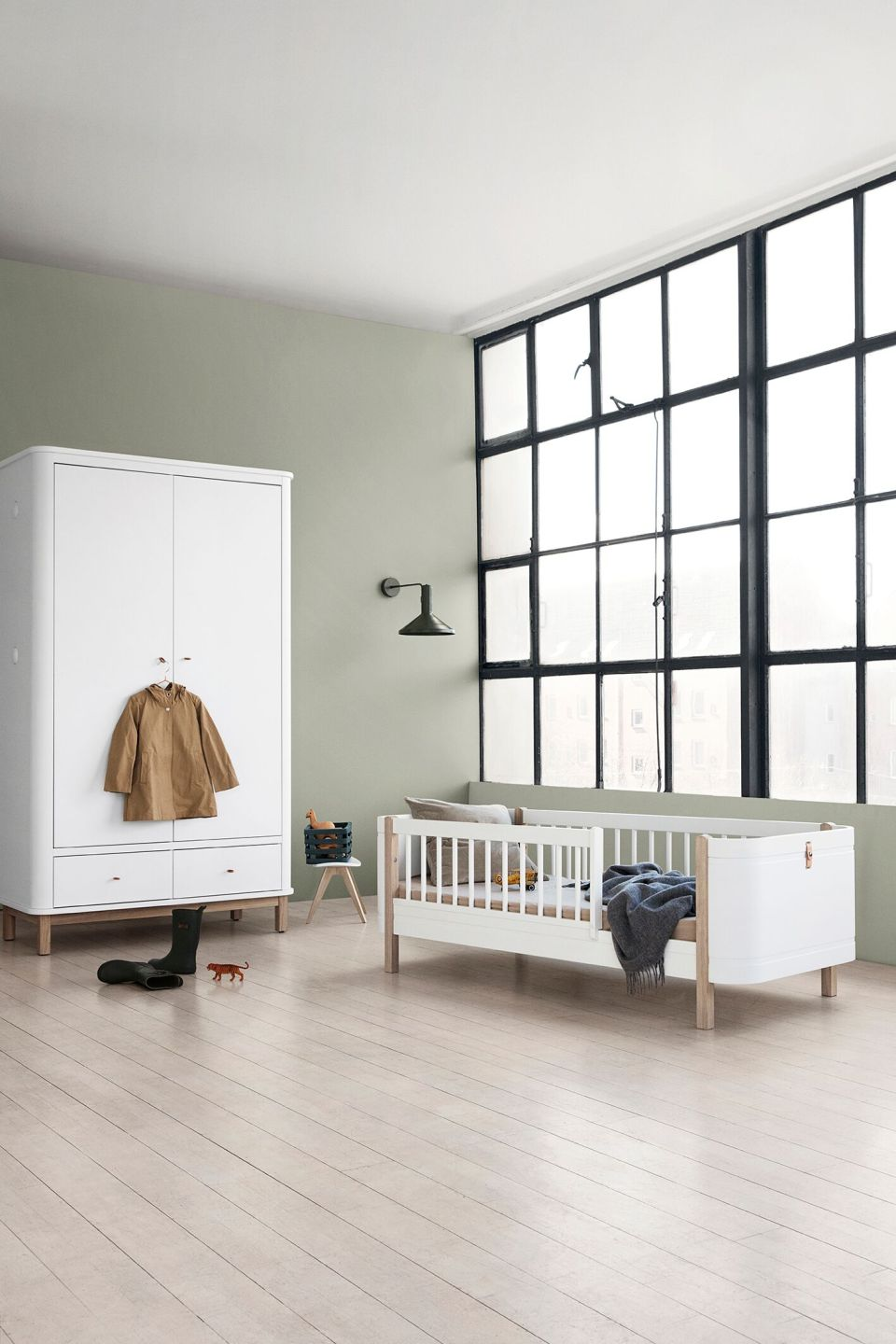 large beds for kids
