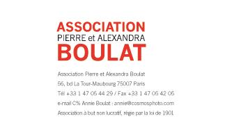 Association Pierre et Alexandra Boulat