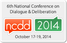 6th National Conference on Dialogue and Deliberation
