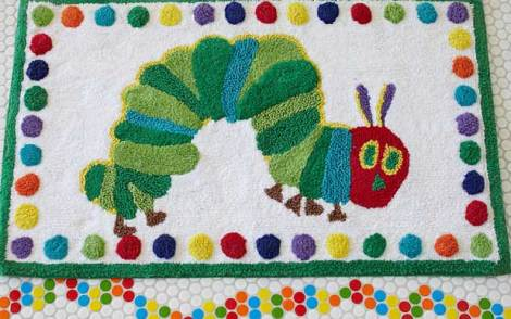 The Very Hungry Caterpillar™ Bath Mat