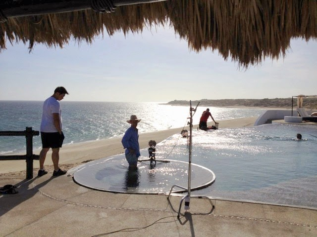 December 2013 in Cabo, shooting Summer 2014