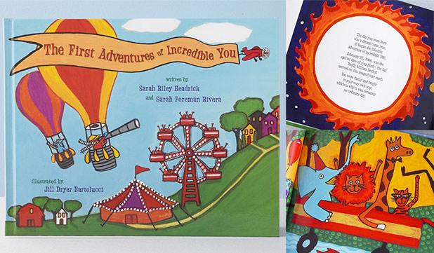 AdventuresBook