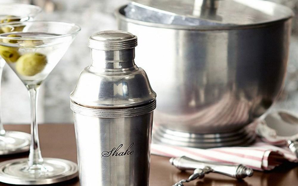 antique shaker