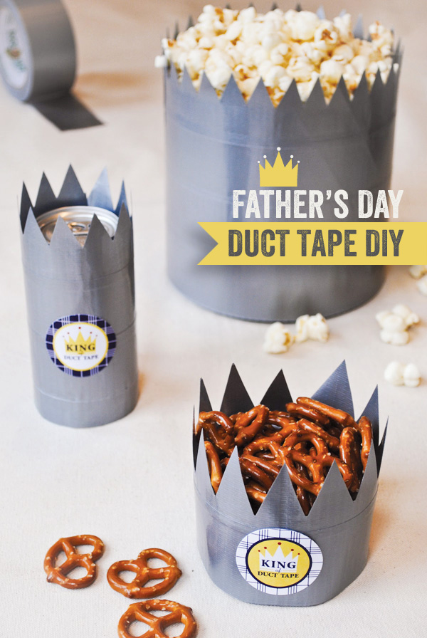 king-of-duct-tape-fathers-day-diy