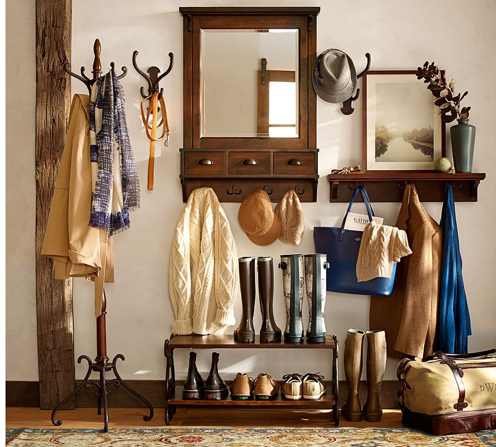 Welcome Your Guests With An Impeccably Organized Entryway