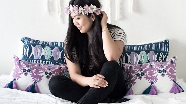 Flower Crown DIY Banner