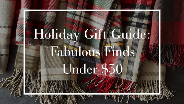 Pottery Barn Gift Guide