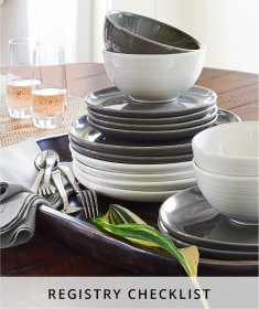 10 reasons to create a wedding registry pottery barn pottery barn wedding registry junglespirit Gallery