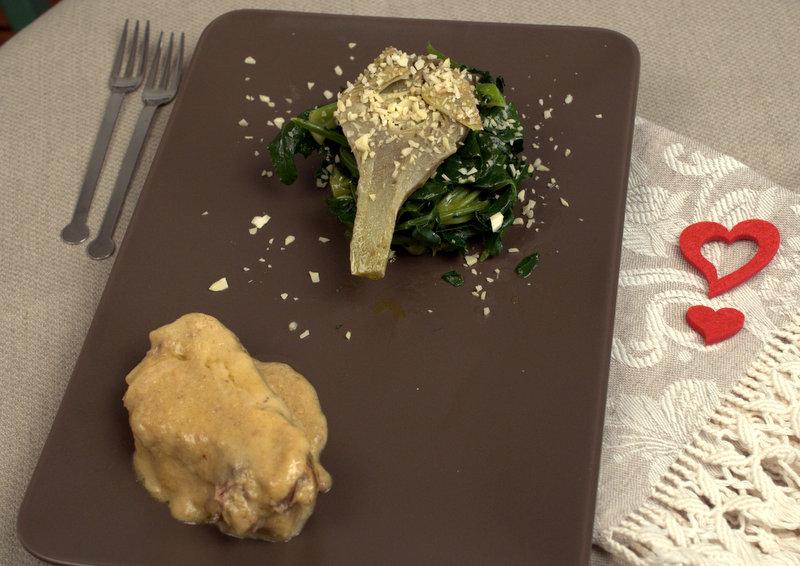 Filetto di carne al semilatte