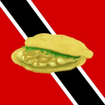 Trini Doubles_Prop Door Illustrations
