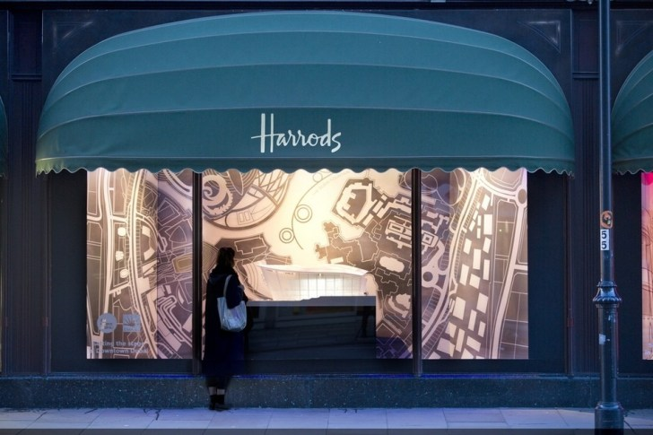 Emaar brings 'mini-Dubai' to London's Harrods