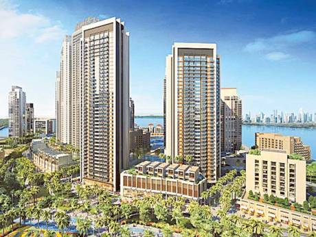 Emaar launches homes in Dubai Creek Harbour