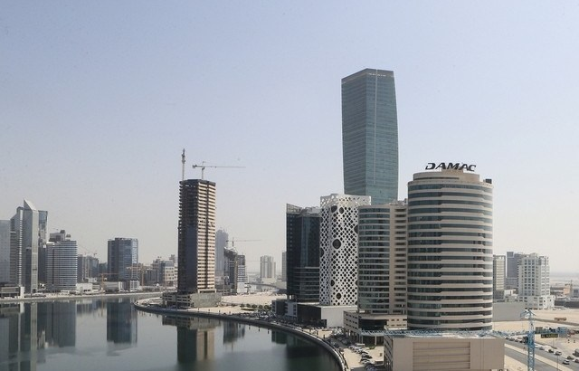 Office rents in Dubai continue to fall