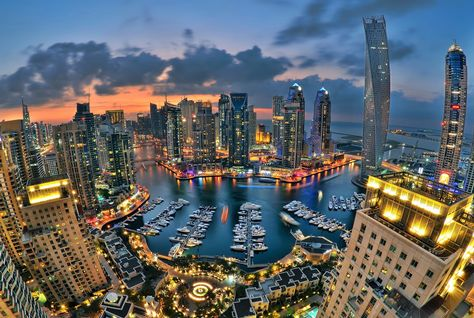 Rents in Dubai Marina slump by as much as 10%, says Land Sterling