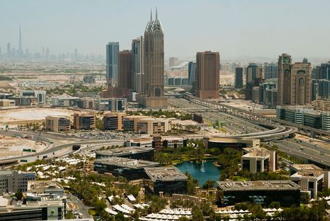 Some DIFC offices commanding rents 20% higher than Dubai average