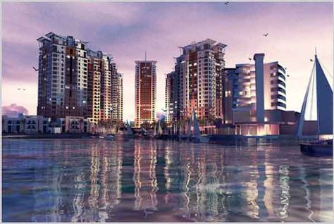 Bids open for Bahrain's stalled Marina West project