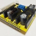 Arduino CNC Shield - 50V Capacitors