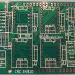 Arduino CNC Shield   100% GRBL Compatable