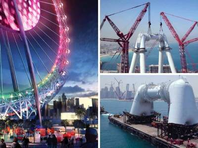 Dubai's Magnificent New Upcoming Tourist Attractions