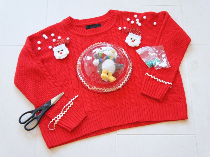 Large Of Diy Ugly Christmas Sweater