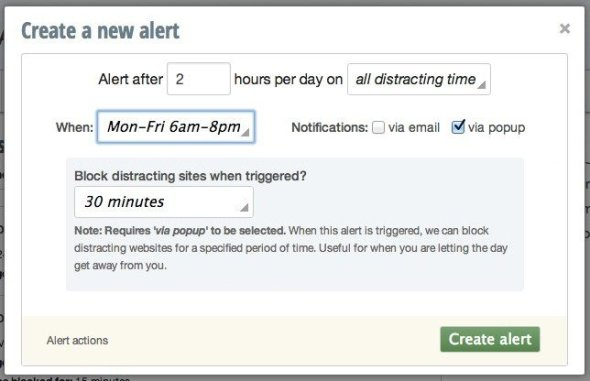 alert-with-focustime