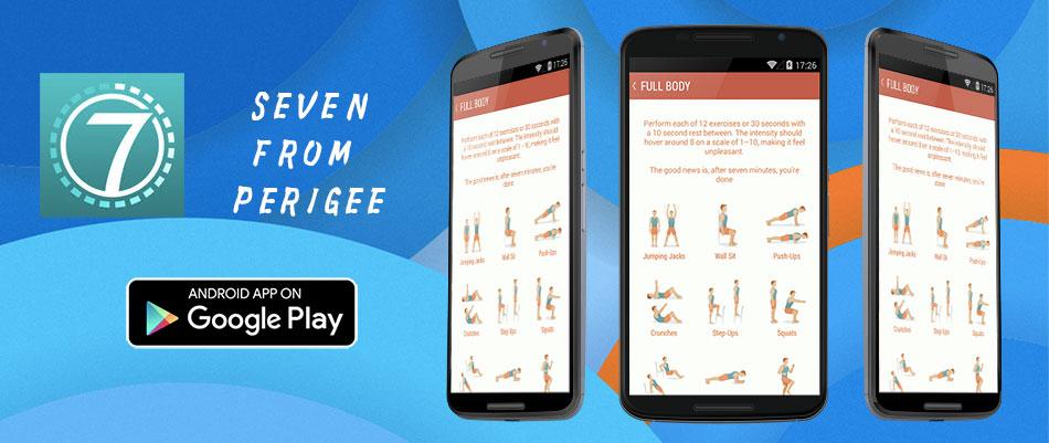 seven - 15 melhores aplicações android grátis
