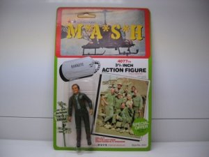 Alan Alda Hawkeye Action Figure