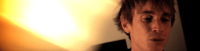 Session acoustique à l'accordage avec Ben Mazué : La Valse