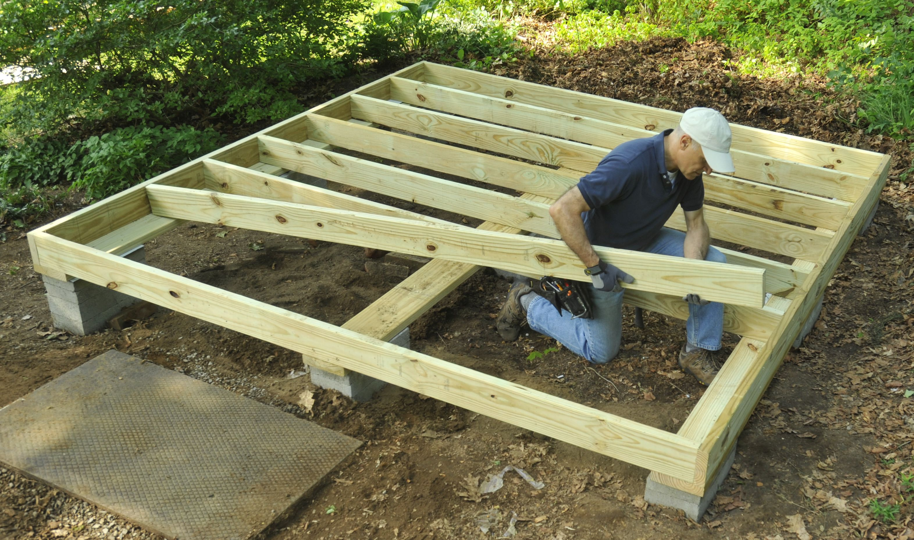 How to Build a Better Backyard Storage Shed - Rockwell Tools ...