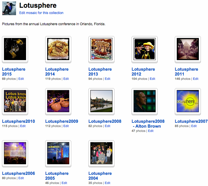 Collection__Lotusphere