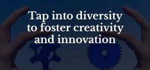 Diversity and Creativity