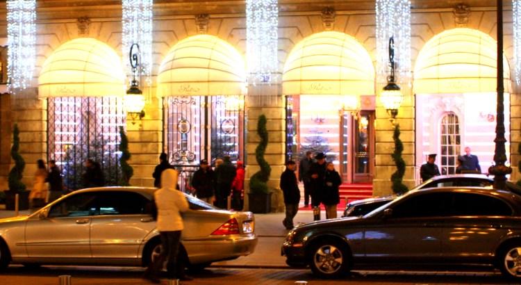 риц париж блог