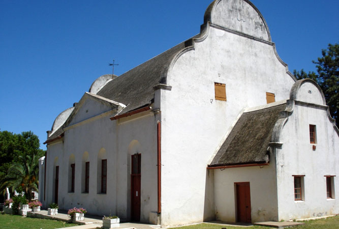 Church in Mamre