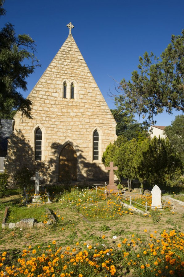 St John's on the Main Road in Clanwilliam