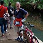 Steve & Bike