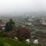 Kesennuma -  From Hill Over Harbor