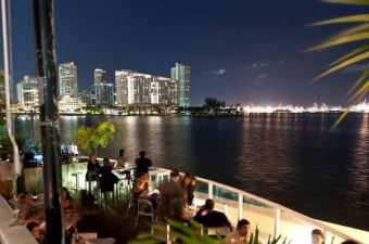 The Top 10 Miami Restaurants Accessible by Boat