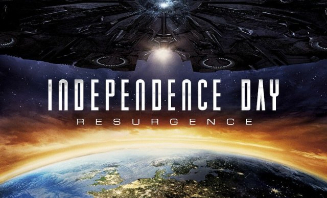 Independence Day Resurgence Movie Theatrical Release Poster