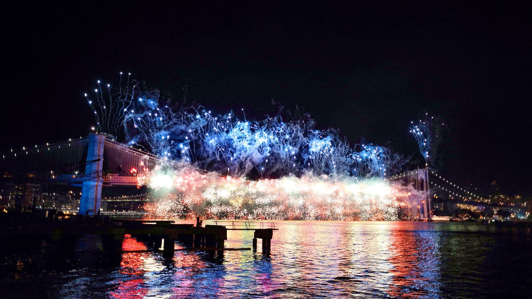 5 Best Places in NYC to Watch 4th of July Fireworks
