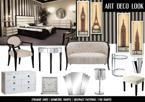 Art deco design how to create a jazzy art deco bedroom for Art deco bedroom ideas
