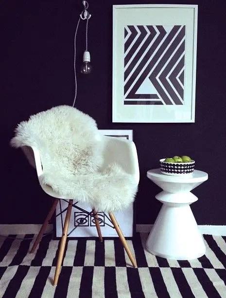 Via Romana | RK Design 'Wild Stripes' Print | Ikea Rug | Eames | Marimekko | Olle Eksell - SampleBoard Blog