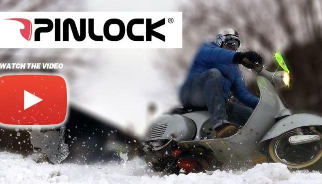 Pinlock SUBZERO Goggle und Shoei Helme mit Pinlock® Visier